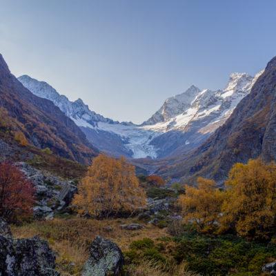 Dombay Valley, Caucasus (Vincent de Staercke)