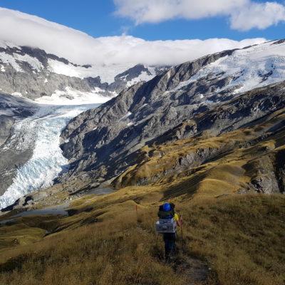 Dart glacier, New Zealand (Vincent de Staercke)